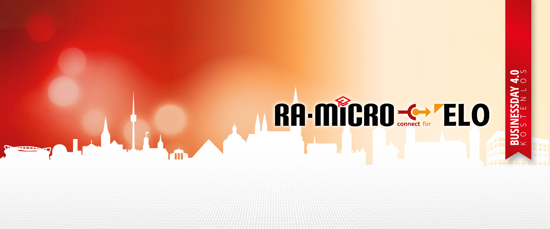 Anwalt Business Day: RA-MICRO connect for ELO